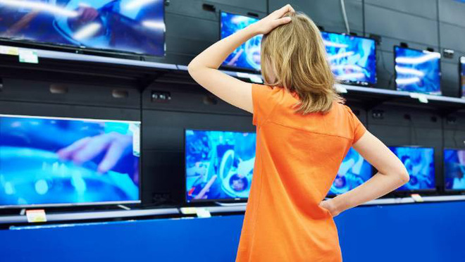 Chọn tên QNED TV, đòn hồi mã thương khéo léo của hãng LG nhằm chặn họng đối thủ truyền kiếp - Ảnh 5.