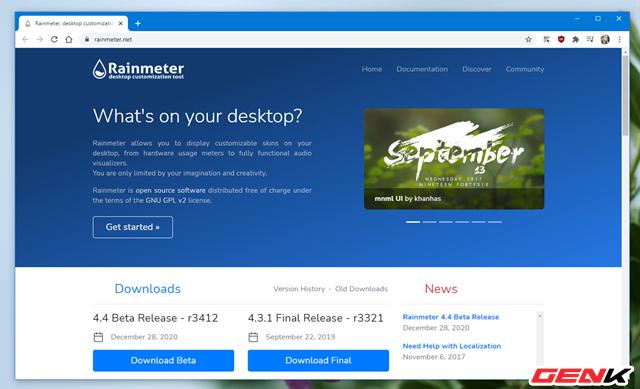 Setup một Windows 10 đầy tĩnh lặng và tối giản với bộ giao diện Amatical - Ảnh 6.