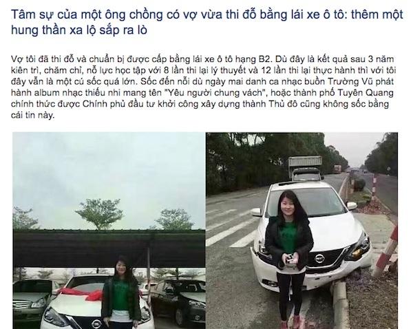 Lắp đèn led cảnh báo phụ nữ lái xe: Đừng từ trêu đùa trở thành kỳ thị! - Ảnh 3.