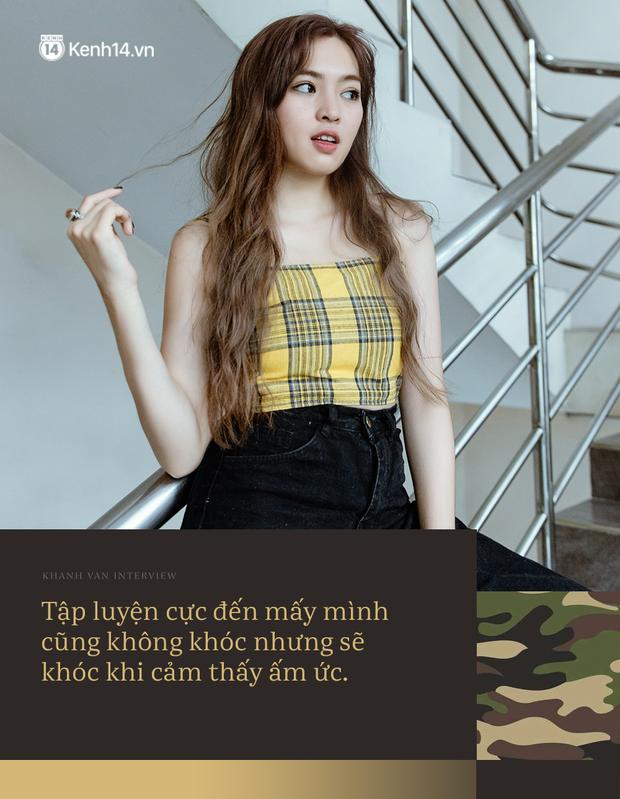 Khánh Vân (Sao Nhập Ngũ): Những drama vừa qua là cú sốc lớn, mình sẽ không tham gia gameshow thường nữa - Ảnh 8.