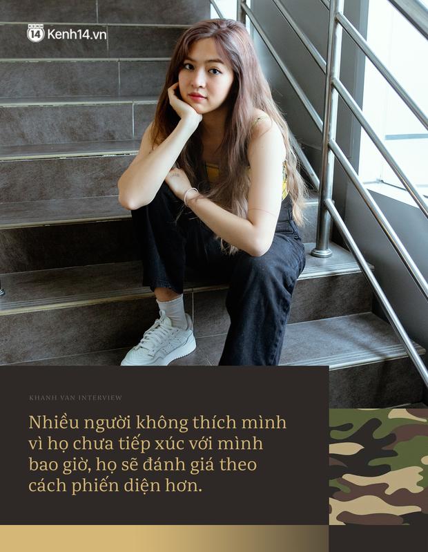 Khánh Vân (Sao Nhập Ngũ): Những drama vừa qua là cú sốc lớn, mình sẽ không tham gia gameshow thường nữa - Ảnh 9.