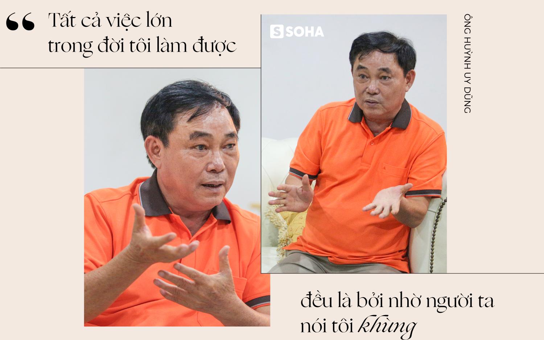 """Ông Huỳnh Uy Dũng: """"Sống được 30 năm nữa, mỗi năm tôi sẽ bán đi một vài tài sản, chia hết cho đời"""" - Ảnh 3."""
