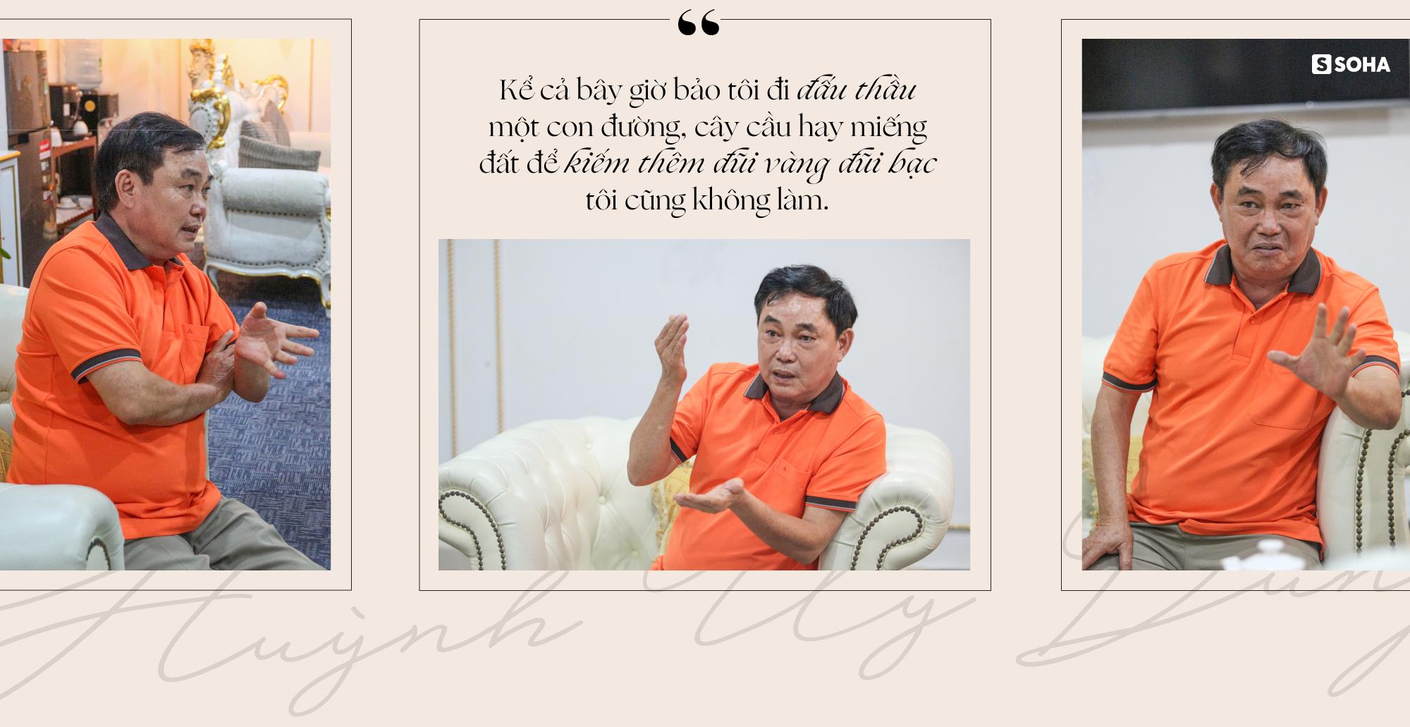 """Ông Huỳnh Uy Dũng: """"Sống được 30 năm nữa, mỗi năm tôi sẽ bán đi một vài tài sản, chia hết cho đời"""" - Ảnh 5."""