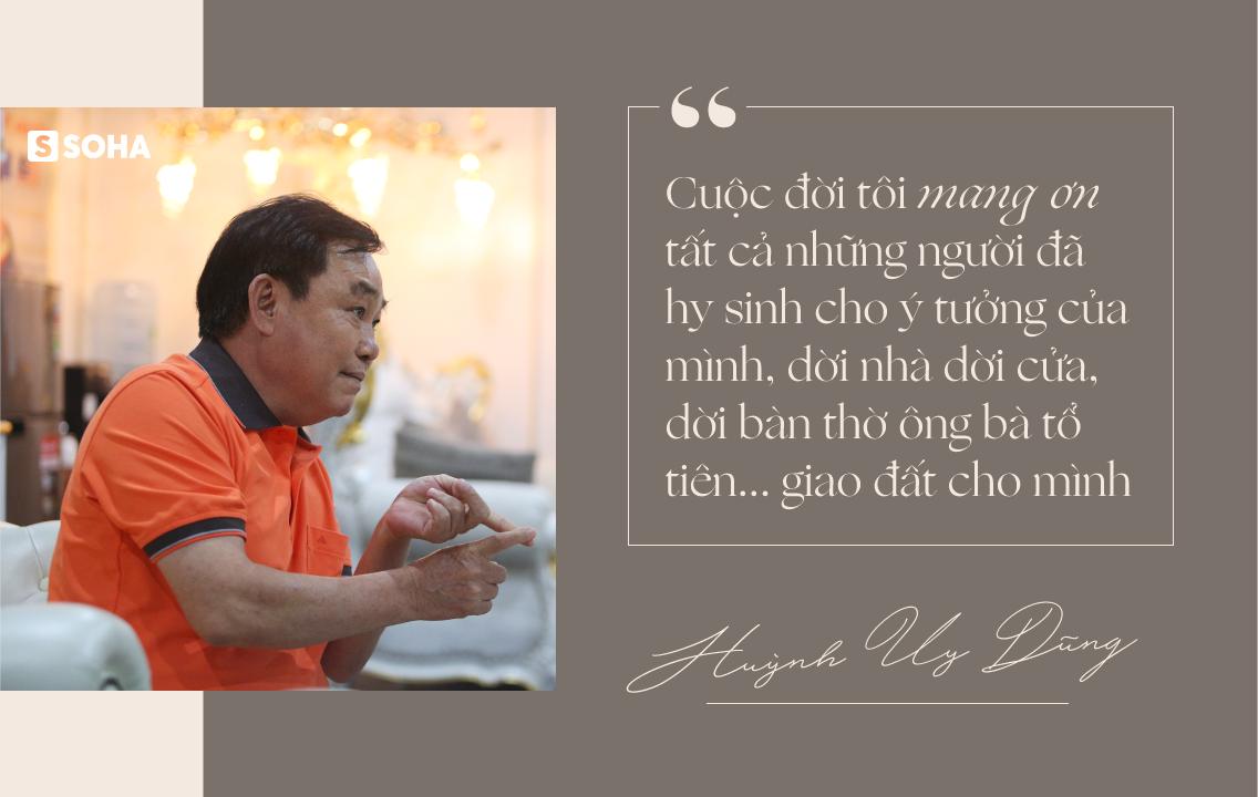 """Ông Huỳnh Uy Dũng: """"Sống được 30 năm nữa, mỗi năm tôi sẽ bán đi một vài tài sản, chia hết cho đời"""" - Ảnh 7."""
