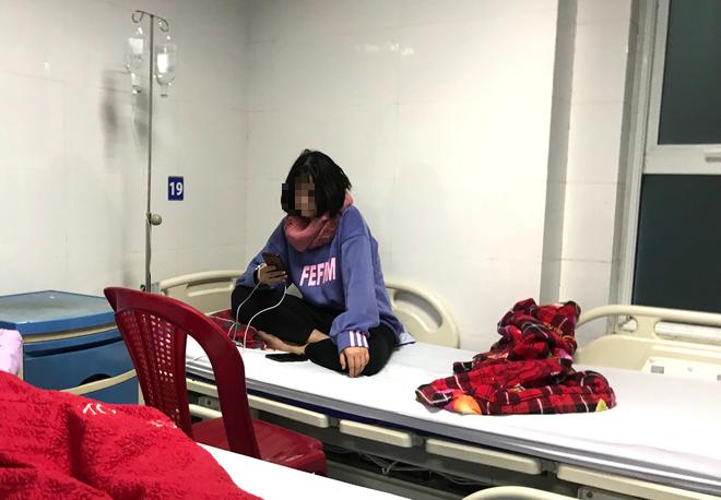 Vụ 2 mẹ con nghi bị đánh thuốc mê ở Nghệ An: Lời kể của cô gái 19 tuổi - Ảnh 2.