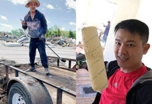 Hoài Linh phải rửa bát thuê ngoài chợ và sự thật về cuộc sống của nghệ sĩ Việt tại Mỹ - Ảnh 10.