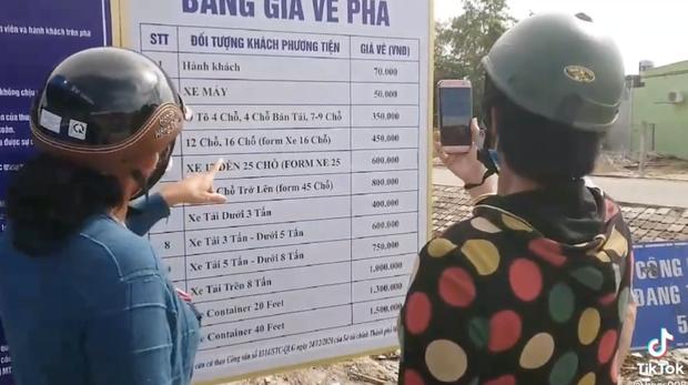 Hay tin đi phà từ Sài Gòn đến Vũng Tàu chỉ mất 30 phút, nhiều người tới nơi thấy bảng giá xong suýt ngất đòi về - Ảnh 2.