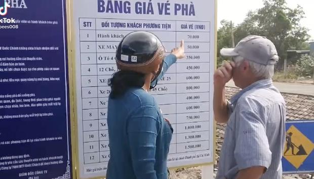 Hay tin đi phà từ Sài Gòn đến Vũng Tàu chỉ mất 30 phút, nhiều người tới nơi thấy bảng giá xong suýt ngất đòi về - Ảnh 3.