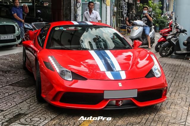 Liên tục thanh lý siêu xe, ông chủ cà phê Trung Nguyên bất ngờ bán tiếp Ferrari 458 Speciale duy nhất Việt Nam - Ảnh 1.