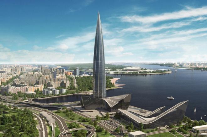 Ngắm nhìn các tòa nhà đẹp và có kiến trúc xuất sắc nhất năm 2020 - Ảnh 19.