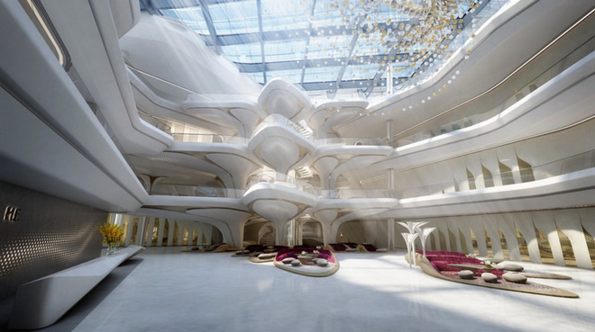 Ngắm nhìn các tòa nhà đẹp và có kiến trúc xuất sắc nhất năm 2020 - Ảnh 3.