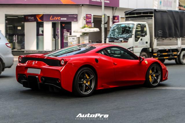 Liên tục thanh lý siêu xe, ông chủ cà phê Trung Nguyên bất ngờ bán tiếp Ferrari 458 Speciale duy nhất Việt Nam - Ảnh 5.