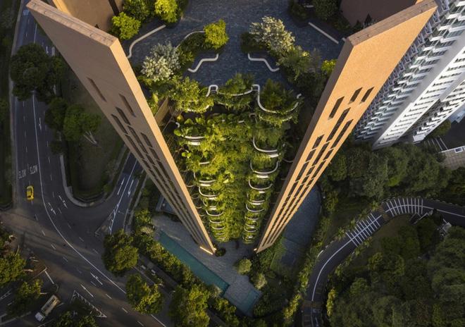 Ngắm nhìn các tòa nhà đẹp và có kiến trúc xuất sắc nhất năm 2020 - Ảnh 8.