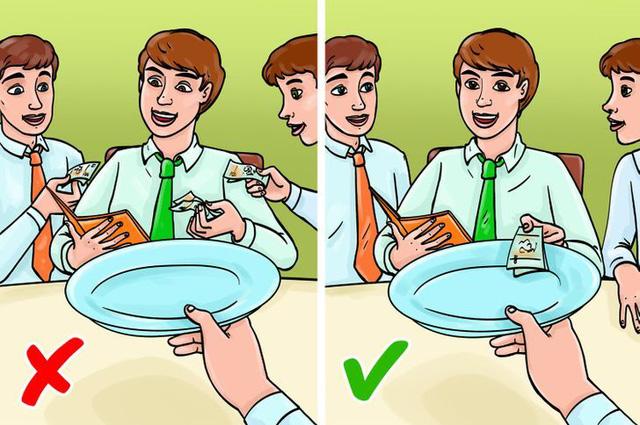 11 quy tắc dùng bữa tại nhà hàng để có vẻ ngoài sang chảnh - Ảnh 7.