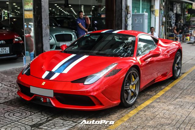 Liên tục thanh lý siêu xe, ông chủ cà phê Trung Nguyên bất ngờ bán tiếp Ferrari 458 Speciale duy nhất Việt Nam - Ảnh 8.