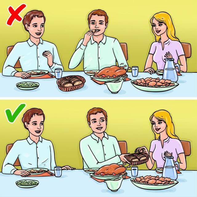 11 quy tắc dùng bữa tại nhà hàng để có vẻ ngoài sang chảnh - Ảnh 8.