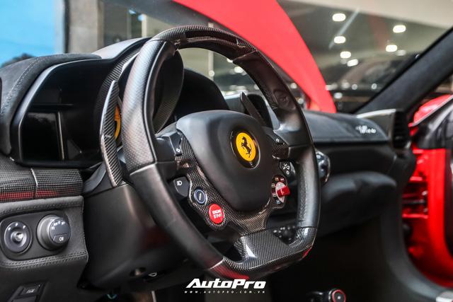 Liên tục thanh lý siêu xe, ông chủ cà phê Trung Nguyên bất ngờ bán tiếp Ferrari 458 Speciale duy nhất Việt Nam - Ảnh 9.
