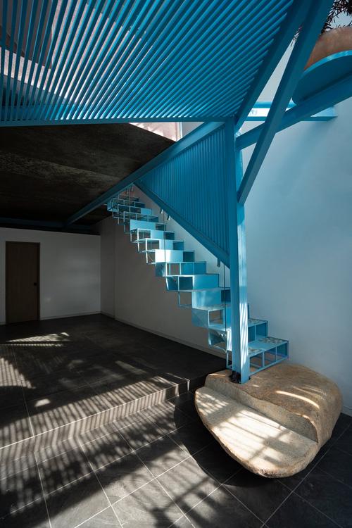 Mẹ Vĩnh Long xây nhà 140m2 cho con gái nghỉ trưa, tạo hình nhà trên cây độc đáo với sắc xanh hút hồn - Ảnh 2.