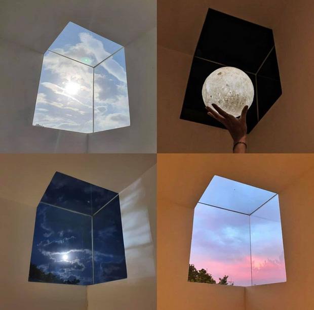 Ô cửa sổ này biến mọi khoảnh khắc trong ngày thành tác phẩm nghệ thuật, dân tình share ầm ĩ chẳng quan tâm tính thực tế ra sao? - Ảnh 2.