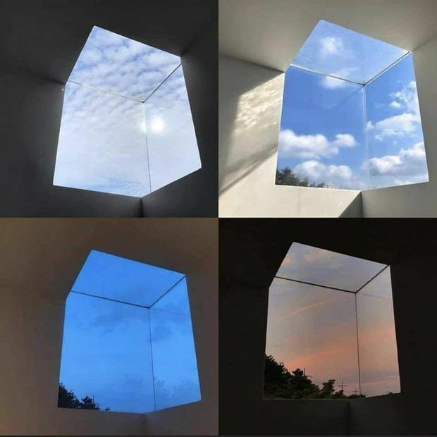 Ô cửa sổ này biến mọi khoảnh khắc trong ngày thành tác phẩm nghệ thuật, dân tình share ầm ĩ chẳng quan tâm tính thực tế ra sao? - Ảnh 3.