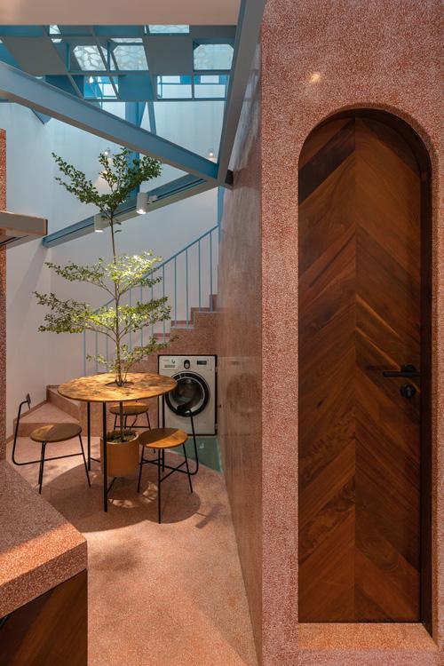 Mẹ Vĩnh Long xây nhà 140m2 cho con gái nghỉ trưa, tạo hình nhà trên cây độc đáo với sắc xanh hút hồn - Ảnh 16.
