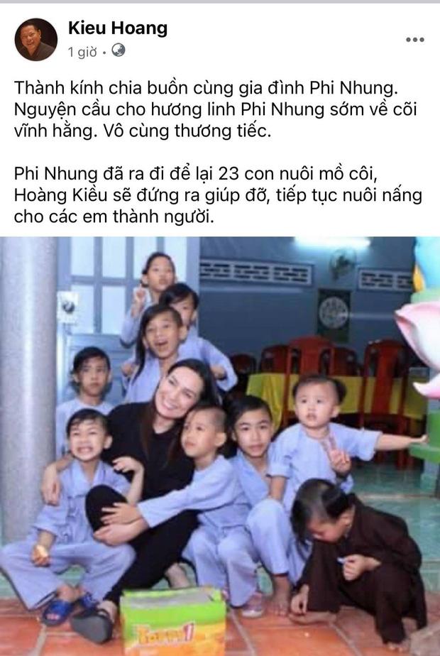 Sau tang lễ của mẹ ở Mỹ, đây là lời hứa của con gái ruột ca sĩ Phi Nhung dành cho 23 người em nuôi tại Việt Nam? - Ảnh 3.