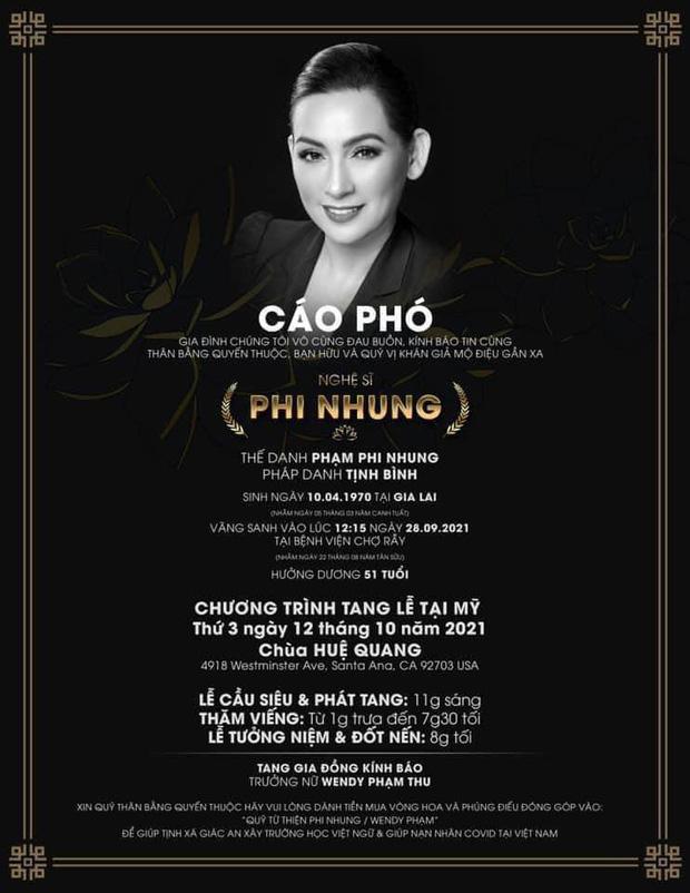 Sau tang lễ của mẹ ở Mỹ, đây là lời hứa của con gái ruột ca sĩ Phi Nhung dành cho 23 người em nuôi tại Việt Nam? - Ảnh 4.