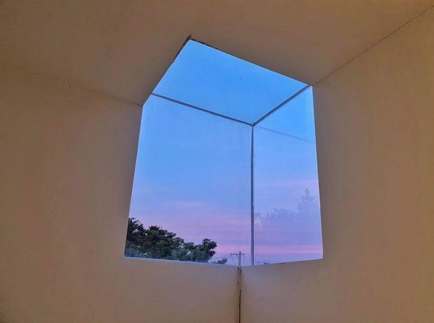 Ô cửa sổ này biến mọi khoảnh khắc trong ngày thành tác phẩm nghệ thuật, dân tình share ầm ĩ chẳng quan tâm tính thực tế ra sao? - Ảnh 5.