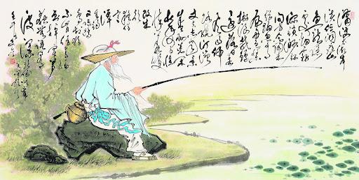 Khương Tử Nha là ai, tiểu sử và sự tích câu cá không lưỡi lạ lùng - Ảnh 5.