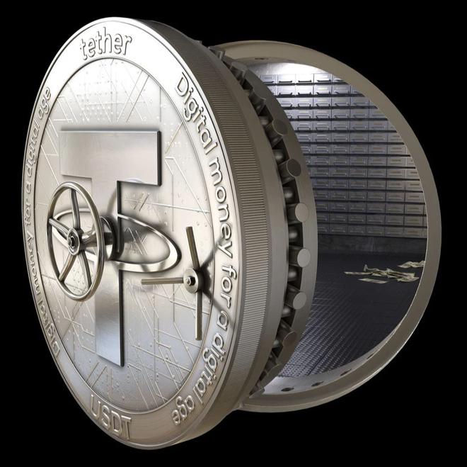 Bí ẩn núi tiền trị giá 69 tỷ USD của Tether, đồng tiền số chiếm hơn nửa thị trường Stablecoin thế giới - Ảnh 1.