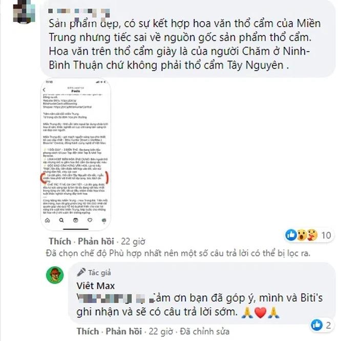 Nghi vấn Bitis sử dụng gấm của Taobao trong sản phẩm tôn vinh tự hào Việt Nam? - Ảnh 5.