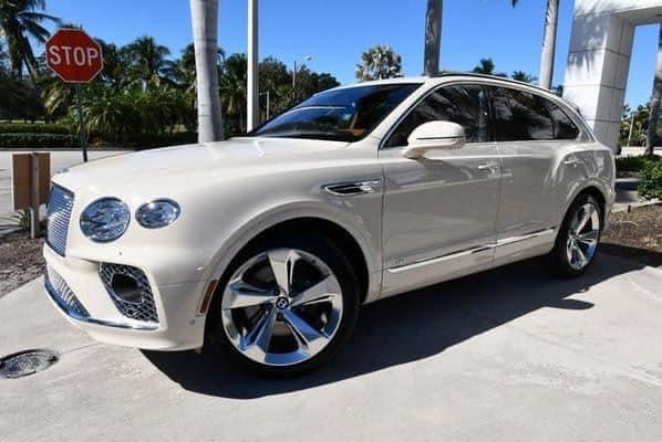 Đổi siêu xe Bentley Bentayga 21 tỉ đồng lấy 2 cây lan đột biến ở Đà Nẵng - Ảnh 1.