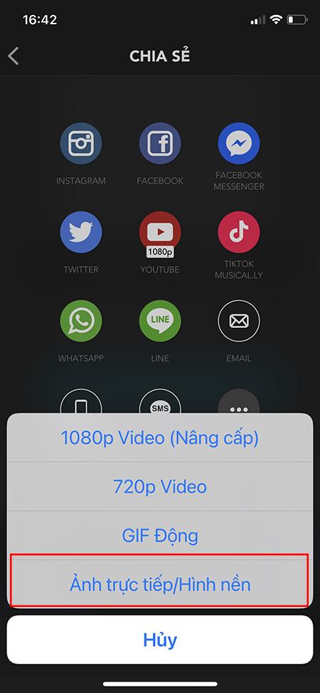 5 Cách đặt video làm hình nền điện thoại iPhone cực độc và đẹp - Ảnh 16.