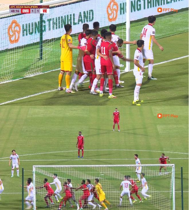 Văn Toản hơi non, Oman đá phạt góc kiểu đó thì thủ môn phải bay người đấm bóng trước - Ảnh 4.