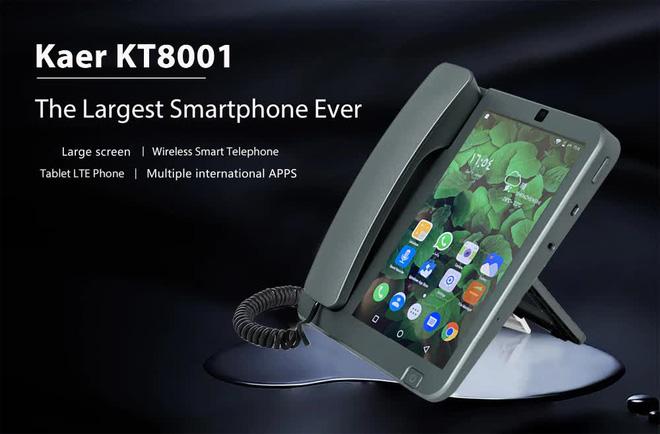Cận cảnh chiếc điện thoại bàn thông minh chạy Android đang hot trên MXH những ngày qua - Ảnh 2.