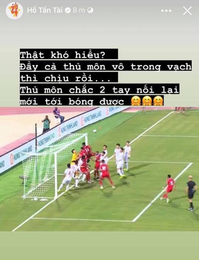 Ông Đoàn Phú Tấn: Hậu vệ Việt Nam không bảo vệ được thủ môn khi Oman đá phạt góc - Ảnh 1.