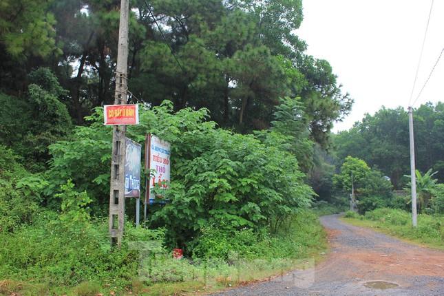 Đất Sóc Sơn được rao bán rầm rộ sau thông tin quy hoạch lên thành phố - Ảnh 1.