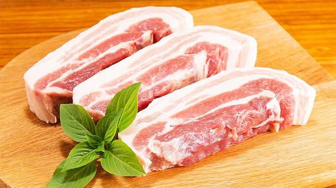 """Cách phân biệt các loại thịt heo và giá cả để chị em không bị """"chặt chém"""" khi mua - Ảnh 6."""