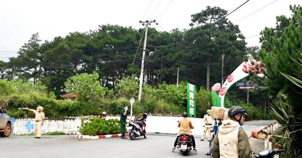 Khẩn tìm người liên quan F0 trốn về quê, lịch trình phức tạp, có đi qua Hà Nội. Phong tỏa 600 hộ dân vì ca nhiễm Covid-19 cộng đồng - Ảnh 1.