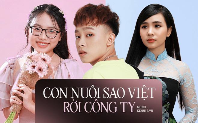 Khi các ca sĩ rời công ty quản lý của ba mẹ nuôi: Phương Mỹ Chi êm đẹp với Quang Lê, 2 người con nuôi của cố NS Phi Nhung đối lập hoàn toàn - Ảnh 1.