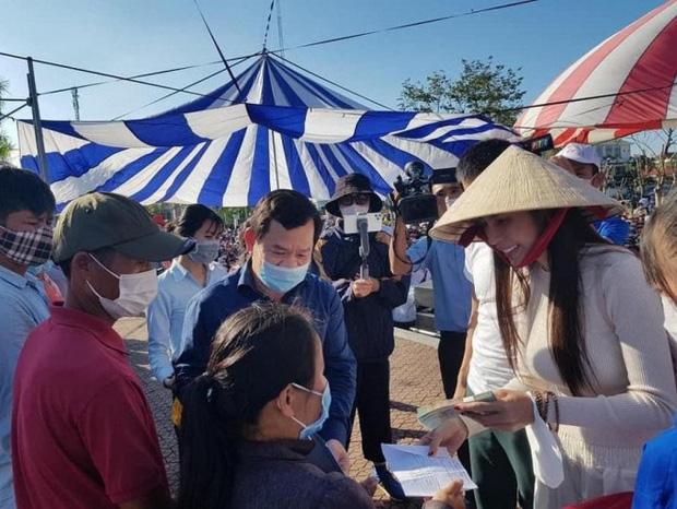 7 tỉnh miền Trung được Bộ Công an yêu cầu rà soát về hoạt động từ thiện của ca sĩ Thủy Tiên nói gì? - Ảnh 2.