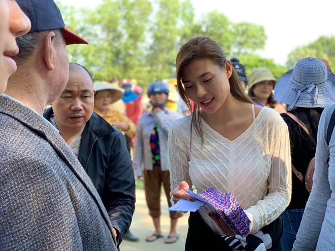Thuý Diễm chính thức lên tiếng sau khi bị CEO Đại Nam gọi tên vào drama sao kê tiền từ thiện miền Trung! - Ảnh 6.