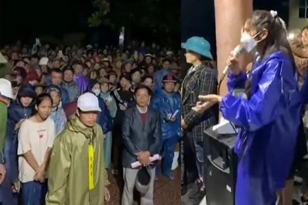 7 tỉnh miền Trung được Bộ Công an yêu cầu rà soát về hoạt động từ thiện của ca sĩ Thủy Tiên nói gì? - Ảnh 8.