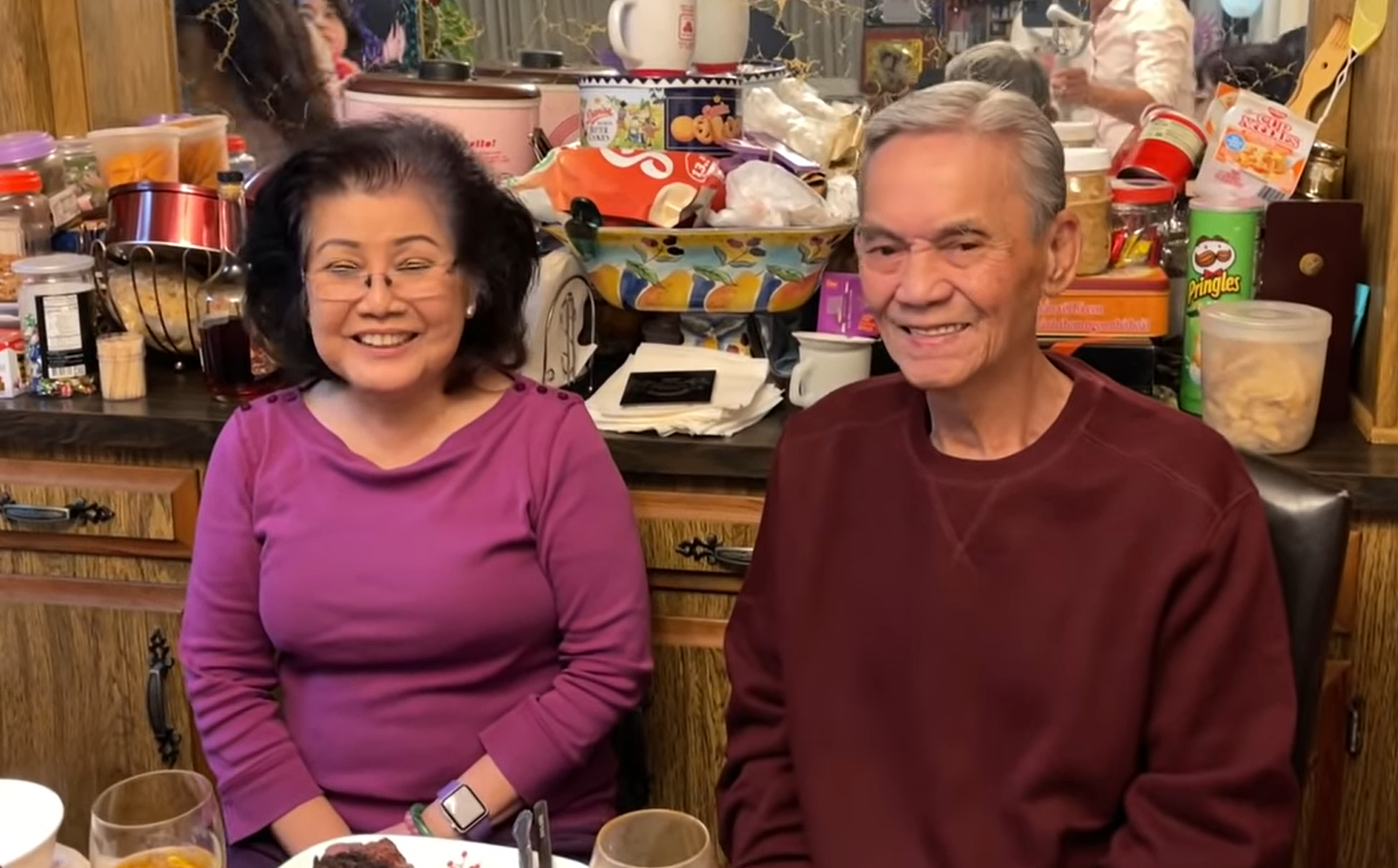 Hé lộ cuộc sống của nghệ sĩ Phượng Liên với chồng hai 90 tuổi tại Mỹ