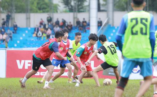 Lộ diện 50 tài năng triển vọng được Hòa Bình FC tuyển chọn