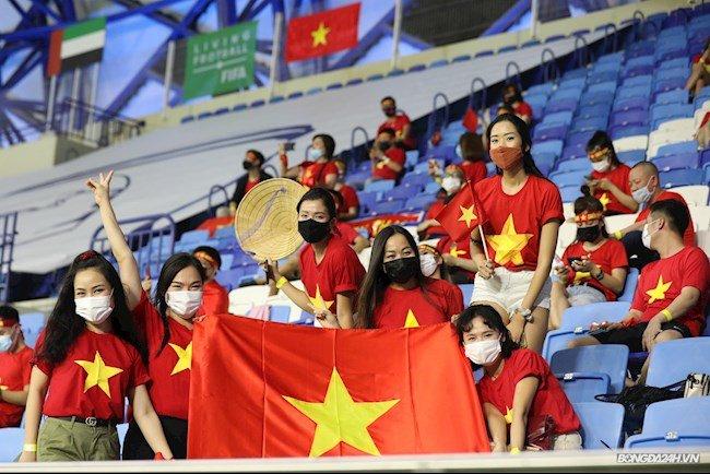 NHM nhận tin buồn ở trận ĐT Việt Nam đấu Trung Quốc - Ảnh 1.