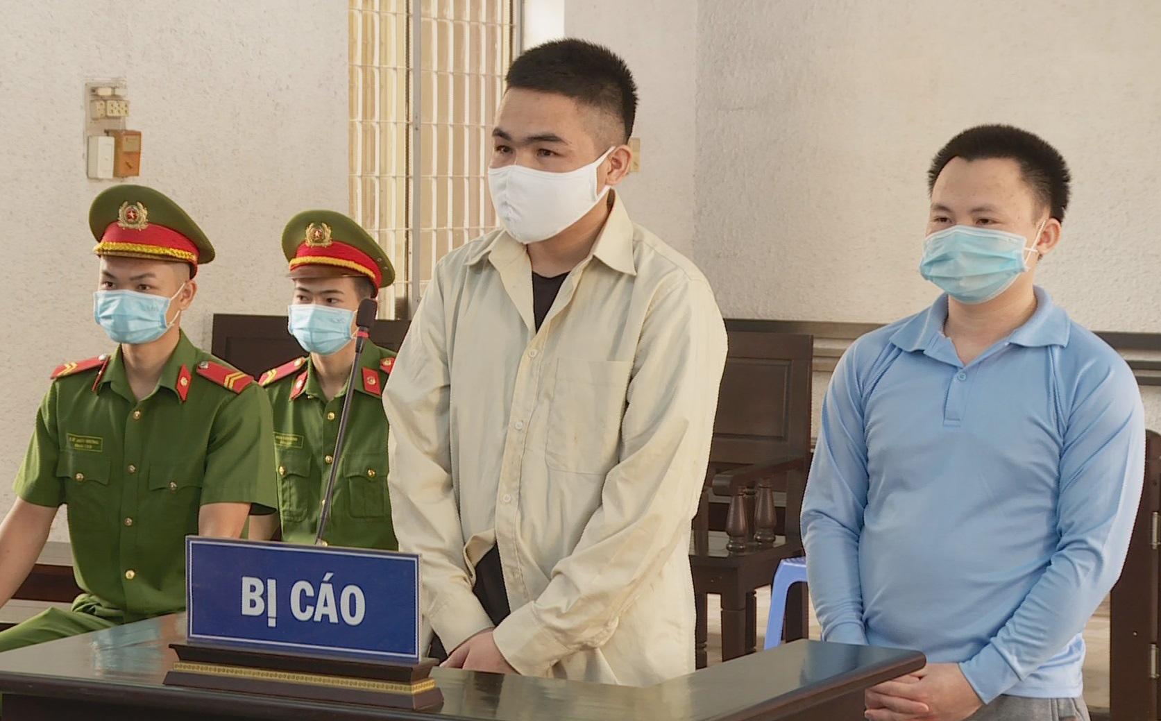 Vận chuyển thuê 200kg ma túy, hai bị cáo lãnh án tử hình