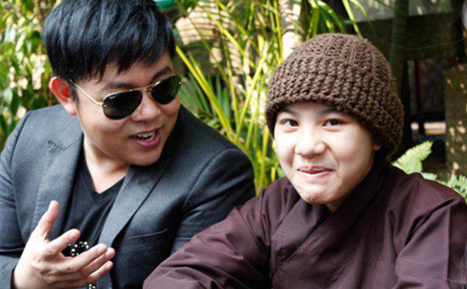 """Lý do khiến Huyền Trân """"Tịnh thất Bồng Lai"""" bất đồng, dừng hợp tác với cha nuôi Quang Lê"""