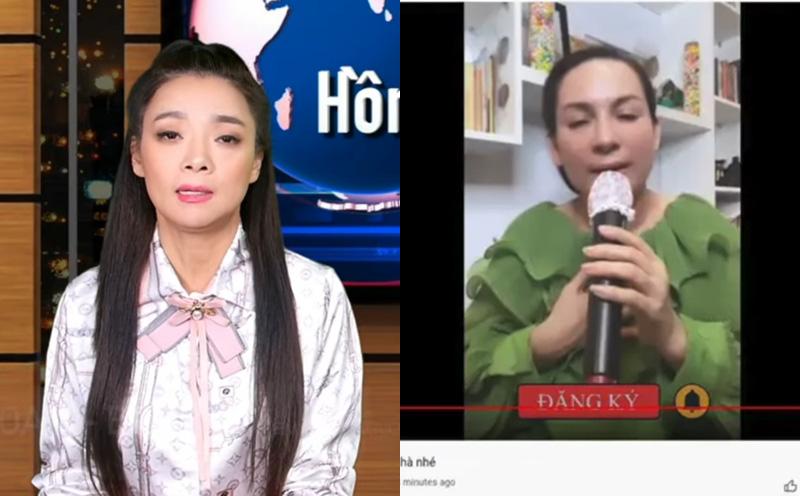 """Con gái Bảo Quốc: """"Có người hỏi tôi, sao Phi Nhung qua Mỹ lại sống lại, ngồi livestream"""""""
