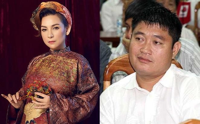 Xôn xao hành động bầu Thụy xóa ảnh Phi Nhung sau tiết lộ mới về Hồ Văn Cường